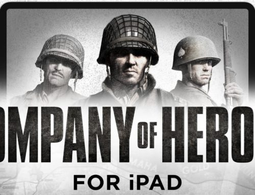 Company of Heroes comes to the iPad, one of the best strategy games