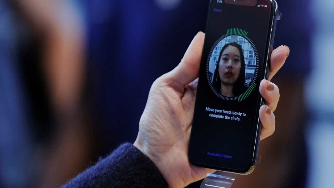 New technology promises to revolutionize the biometric authentication of smartphones