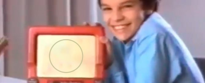 The mythical Telesketch can now draw perfect circles