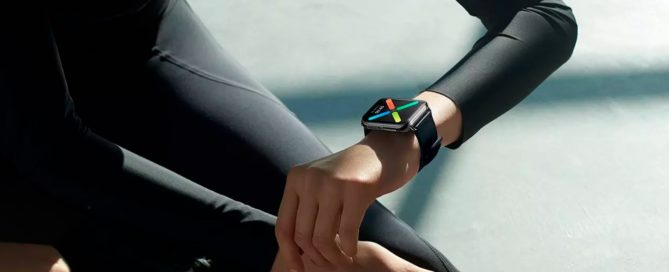 OPPO Watch, the Apple Watch for Android is now official