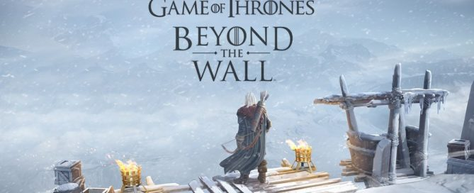 Game of Thrones Beyond the Wall is coming soon to iOS. Android only in April