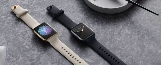 Oppo Watch is official! Almost everything we want from an Android smartwatch