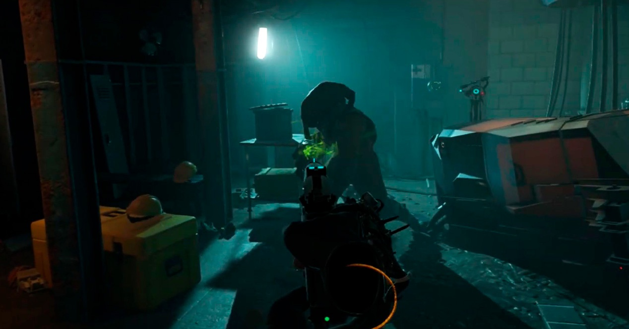 The new Half-Life: Alyx gameplay shows how we will move
