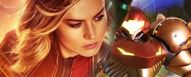 Captain Marvel wants to be Samus from Metroid and it would be great
