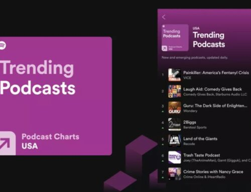 Spotify: listening to podcasts will be even better! Do you know how