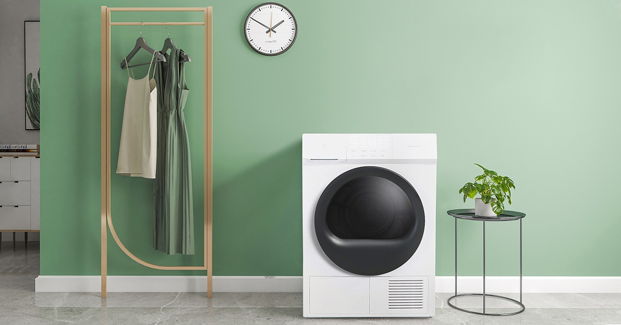 Xiaomi adds a smart dryer to its home catalog
