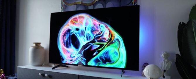 The Sony A8 is the best OLED on the market and now I don't want another Smart TV in my house