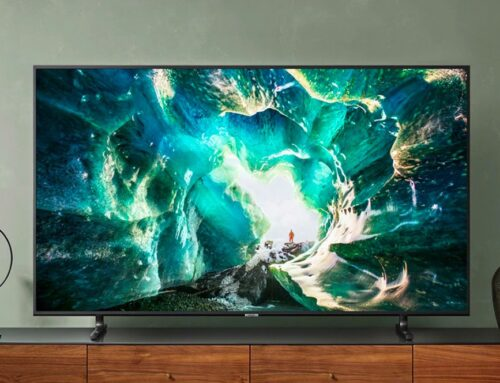 It's a good time for this Samsung Smart TV 4K at 45%