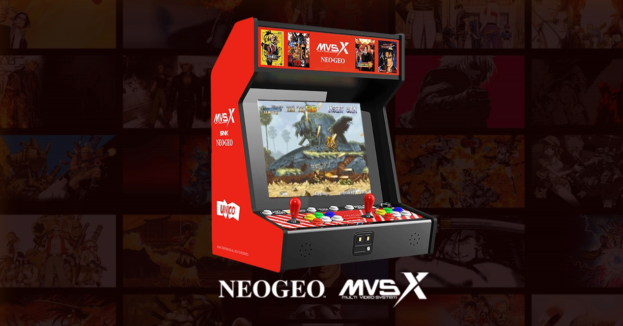 SNK wants you to have an arcade at home no matter what