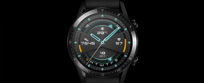 It's a good time to get the Huawei Watch GT2 Sport