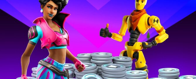 Epic seeks Apple and Google to tickle with Fortnite