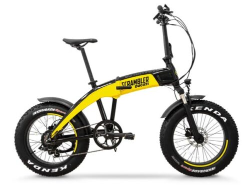 Ducati bets strongly on the electric vehicle market with 3 folding bikes!