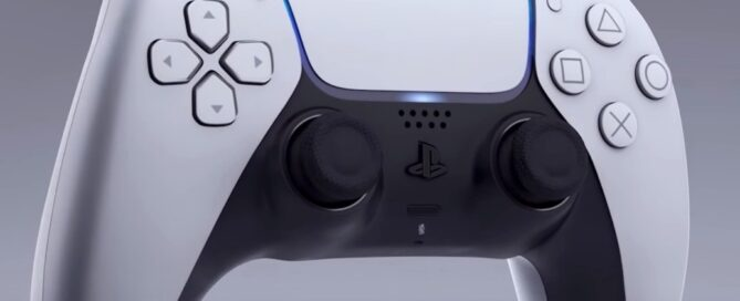 PlayStation 5: DualSense controller has more details revealed!