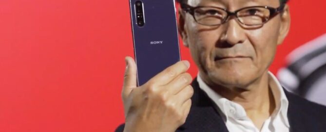 Sony can finally make a profit with their smartphones!