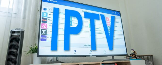 All online television on your Smart TV with IPTV