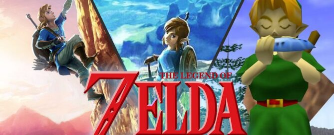 The Legend of Zelda in full: every game since 1986