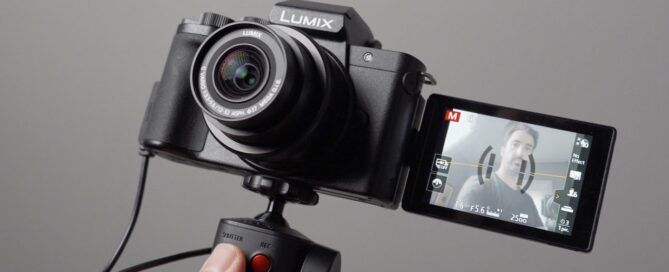 Lumix G100, review: the most versatile way to vlog