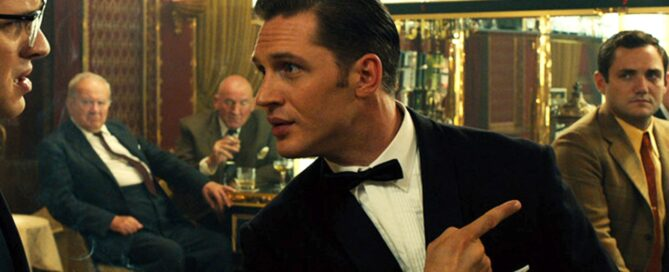 Tom Hardy, the next James Bond?