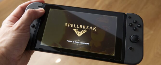 Spellbreak, a Battle Royale with a Legend of Zelda air from Switch