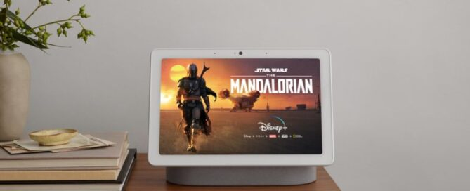 The entire Disney + catalog on your Google screen speaker