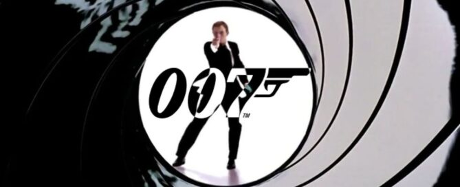 Bond, James Bond and all the actors who brought him to life
