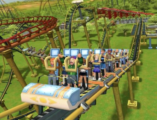 RollerCoaster Tycoon 3 is free in the Epic Store so you can build the park of your dreams