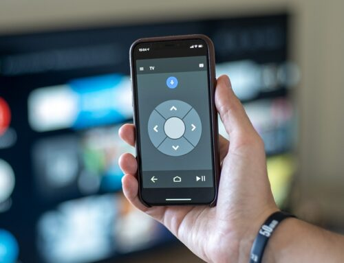 So you can replace your Smart TV remote with your mobile