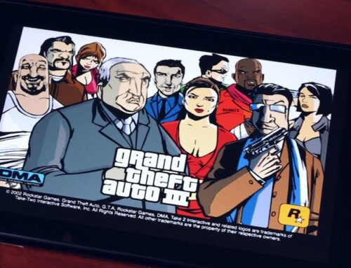 GTA comes to Nintendo Switch with this simple hack