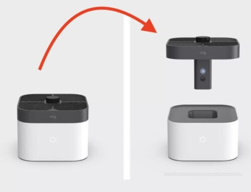 Amazon launches a security camera that is an authentic Mini drone