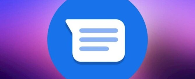 Android messaging application
