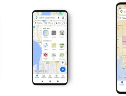 Google Maps and Covid-19: safer navigation has arrived