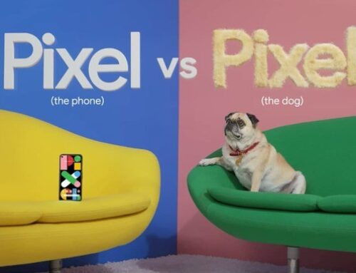 New advertising from Google puts your smartphone against a PUG (video)