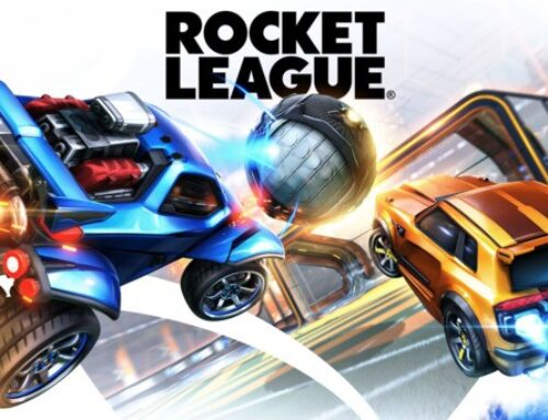 Rocket League is free and Epic Games gives you money to install the game!