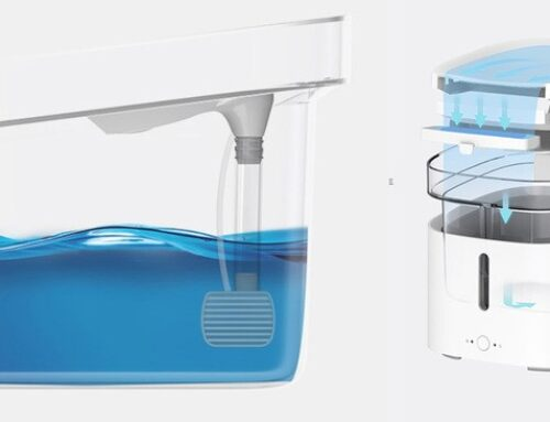 Xioami launches a water dispenser for cats and dogs that you have to know!
