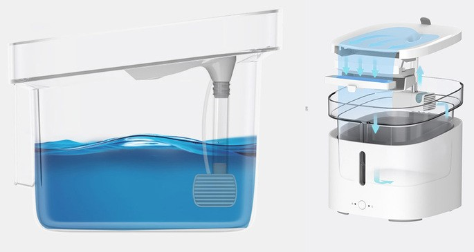 Xiaomi water dispenser for cats and dogs