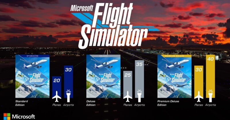 Microsoft Flight Simulator is coming to Xbox in 2021 ...