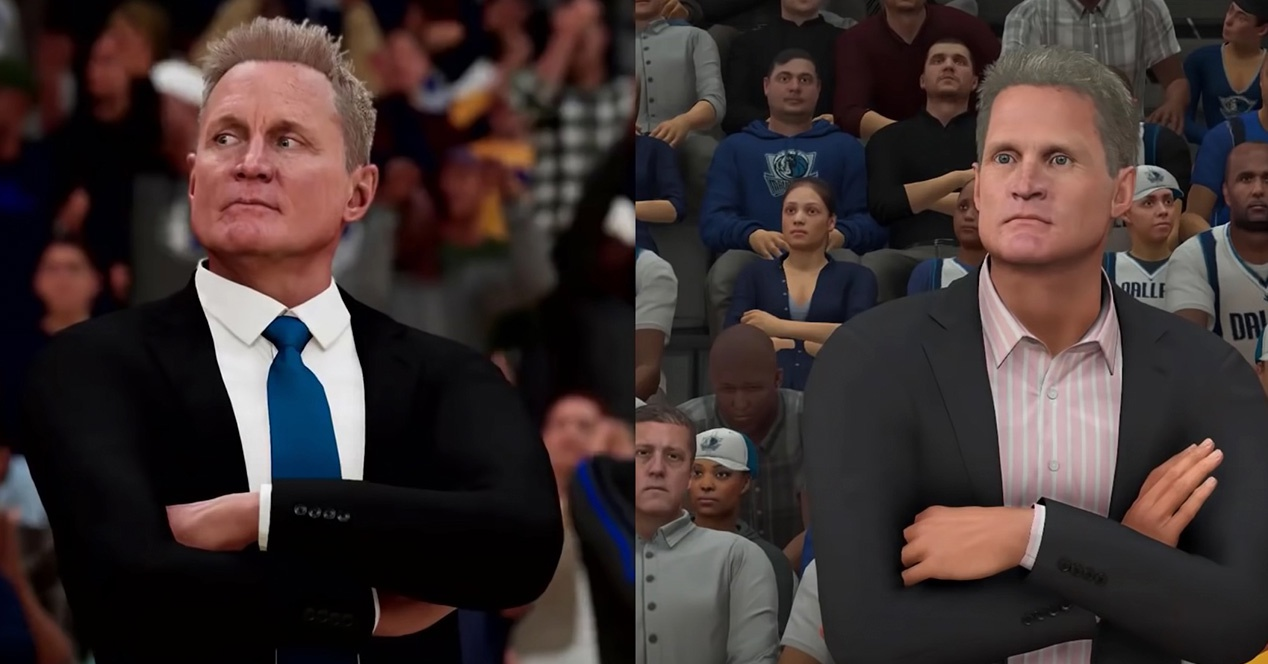 NBA 2K21 differences PS5 PS4