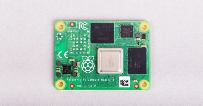 Raspberry Pi Module Compute 4: $ 25 and multiple options