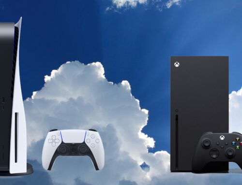 The big backward-compatible difference between PlayStation 5 and Xbox Series X is in the cloud
