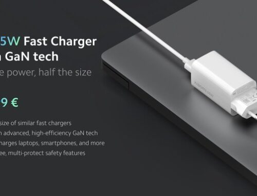Xiaomi launches fast and cheap charger that you will want to have