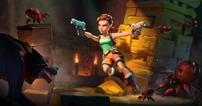 Tomb Raider Reloaded, a new adventure from Lara Croft for mobile