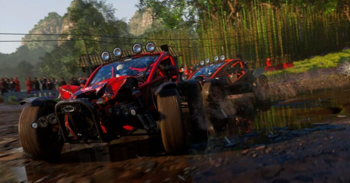 EA buys Codemasters and takes over the automotive empire
