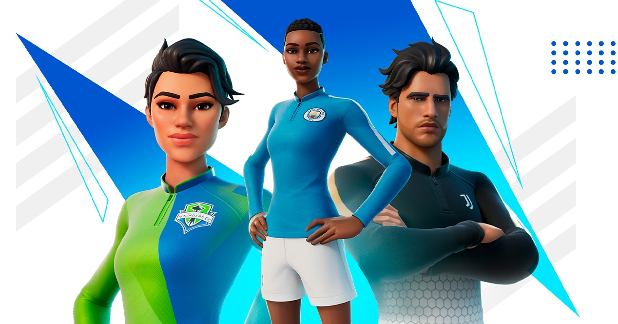 Play football games in Fortnite and win all these prizes in the Pele Cup