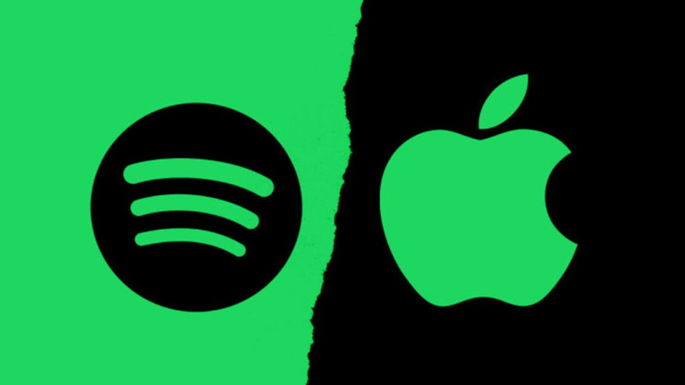 Apple may enter podcast 'war' with Spotify