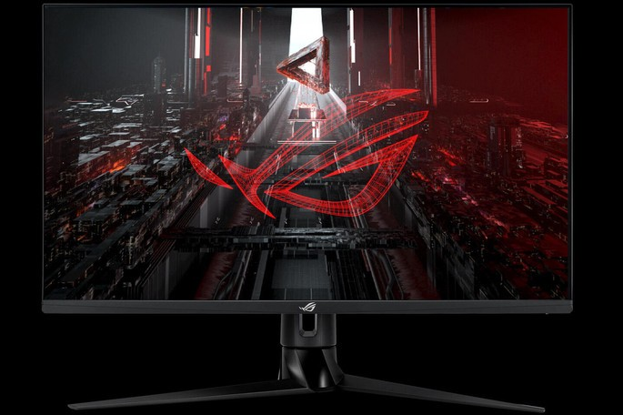 Asus: new ROG Swift PG32UQ monitor is perfect for PS5 and XSX!