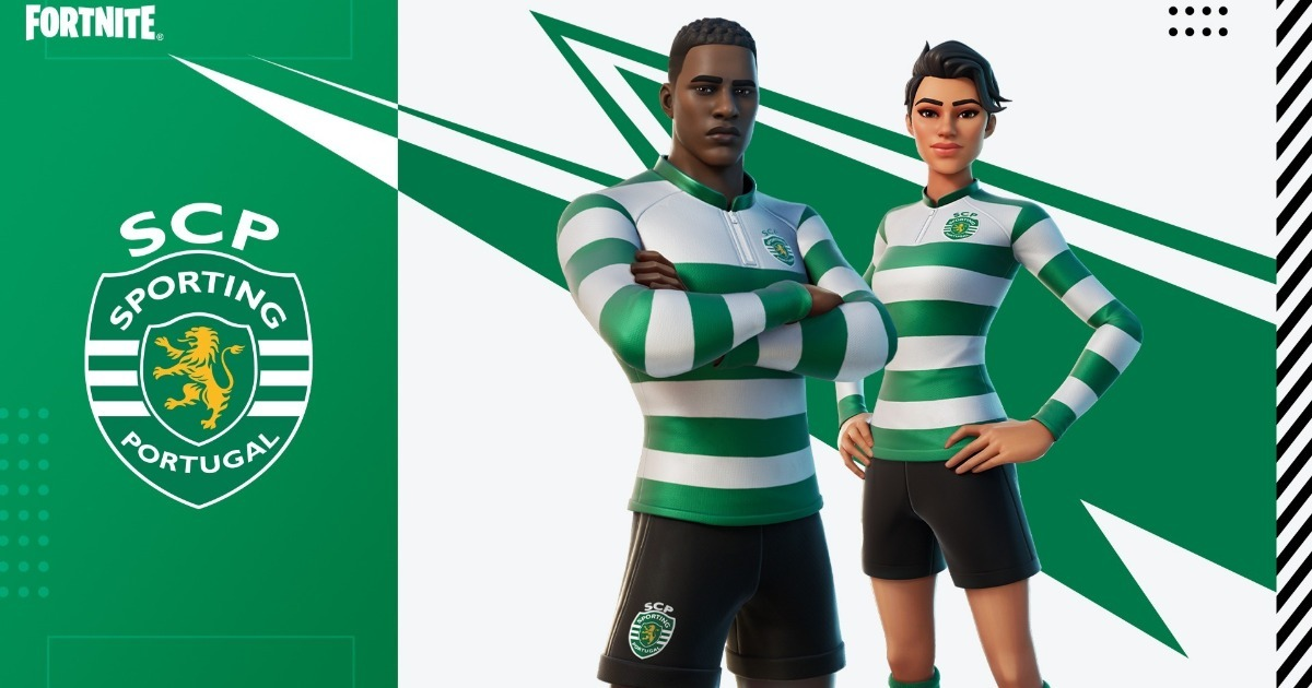 Fortnite: Sporting Clube de UK fans get a treat from Epic Games!