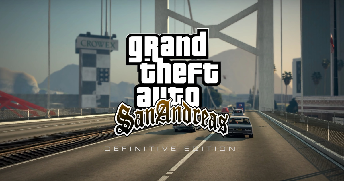 GTA San Andreas with PS5 graphics: the trailer that will surprise you