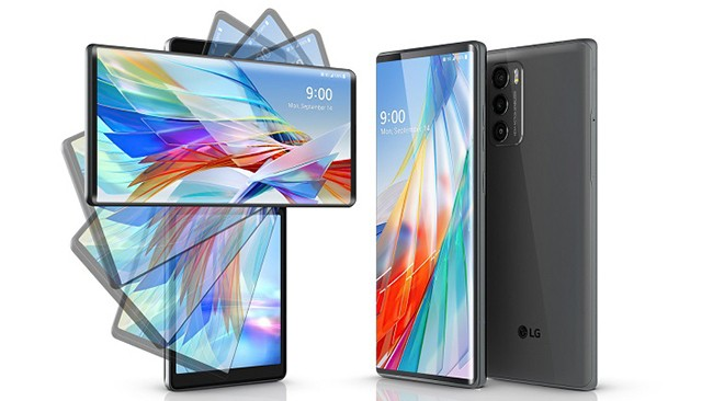 LG may give up the smartphone market instead