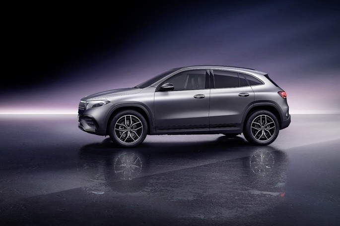 Mercedes-Benz reveals electric SUV that will arrive in Europe at an attractive price!