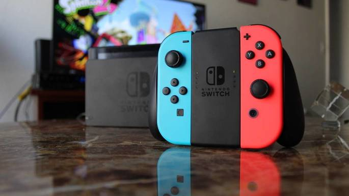 Nintendo prepares new Switch Pro with OLED screen and 4K capability